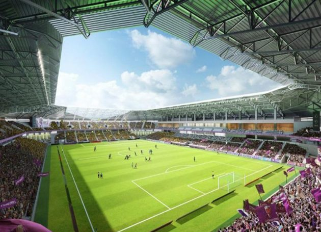 Japan's New Kyoto Stadium To Feature a VR/eSports Centre
