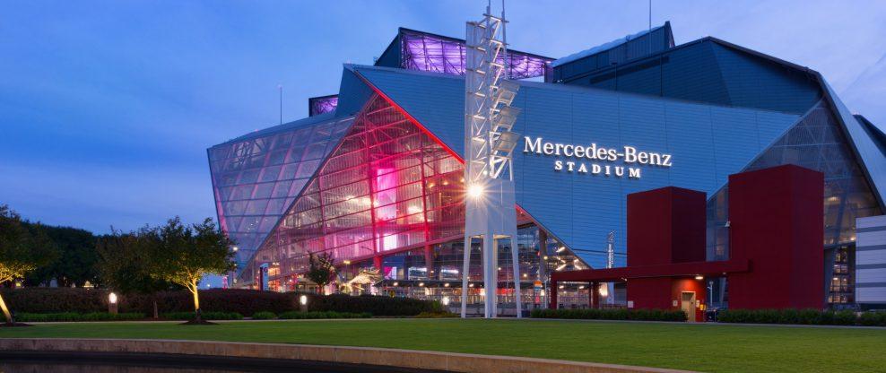 Mercedes-Benz Stadium To Host Bruno Mars Show For Atlanta Fundraiser