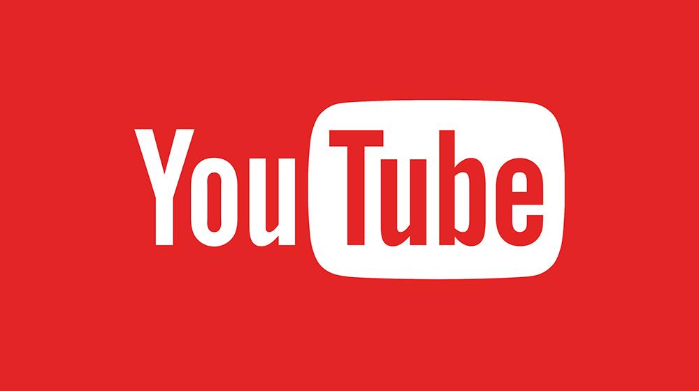 Old YouTube logo.