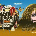 Peter Frampton Says Farewell