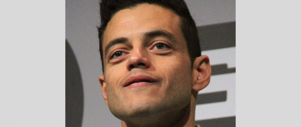 Rami Malek Wins Oscar, Falls Off Stage