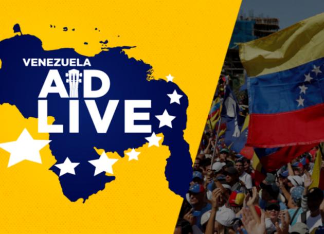Venezuela Aid Live Happens, But Blocked
