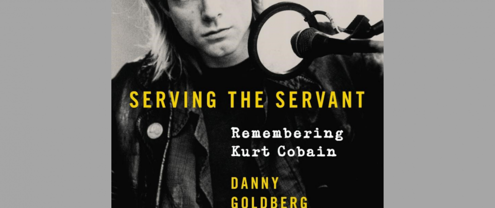 Danny Goldberg Releases Book On Kurt Cobain