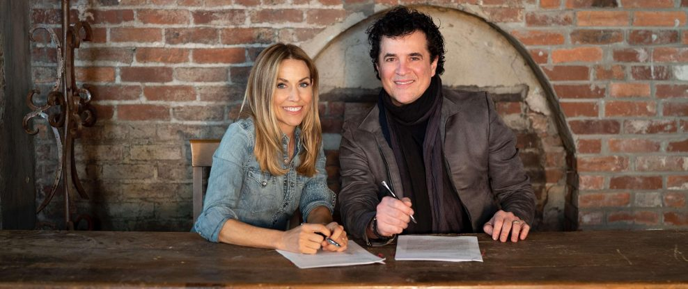 Sheryl Crow Signs To Big Machine Label Group