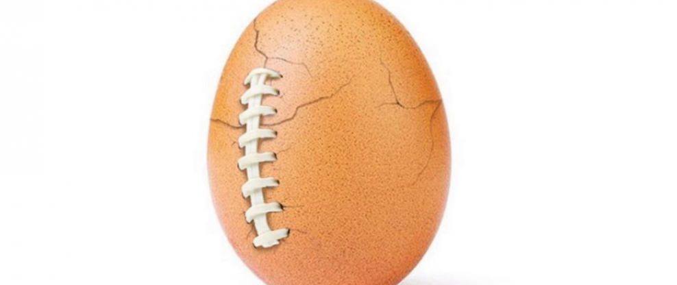 That Instagram Egg? Yup, It's Viral Advertising With A Reveal After The Super Bowl