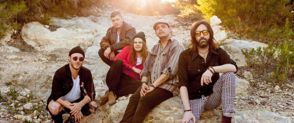 The Glorious Sons' Frontman Brett Emmons Talks Upcoming U.S. Tour