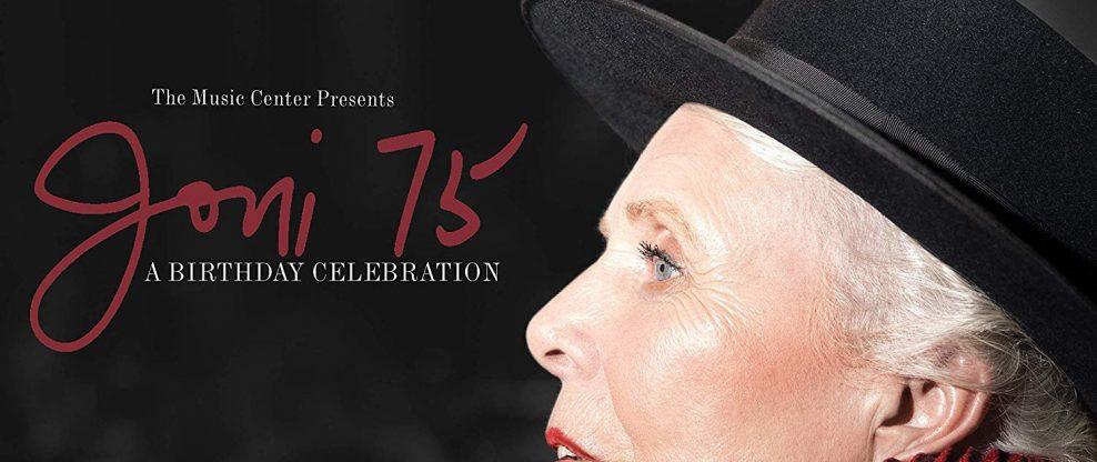 Joni Mitchell Tribute Film To Debut Feb. 7