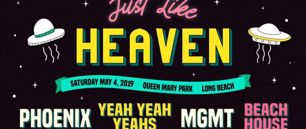 Just Like Heaven Fest