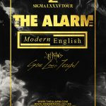 Veteran Welsh Rock Act The Alarm Announce Triple-Bill North American Summer Tour