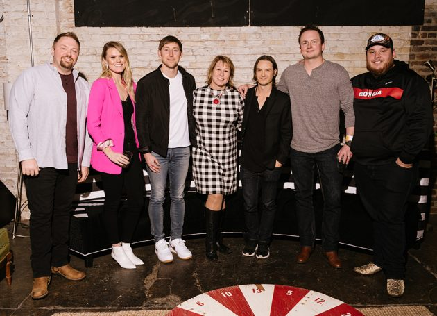 Luke Combs, Chase McGill, Josh Osborne Among The Honorees At This Year's CMA Triple Play Awards