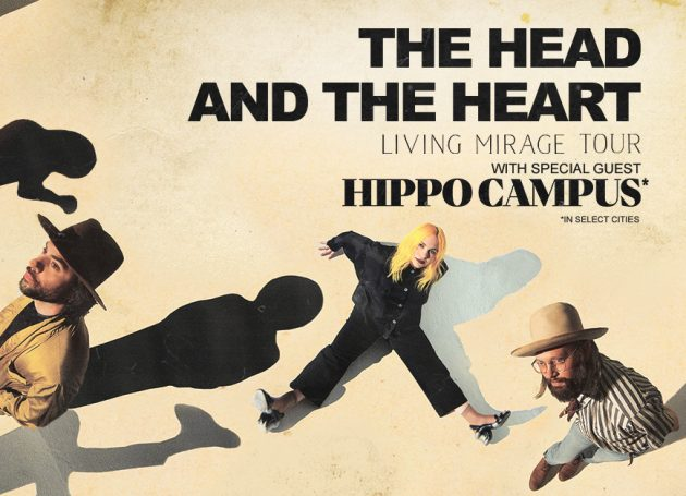 The Head and The Heart Announce North American Tour
