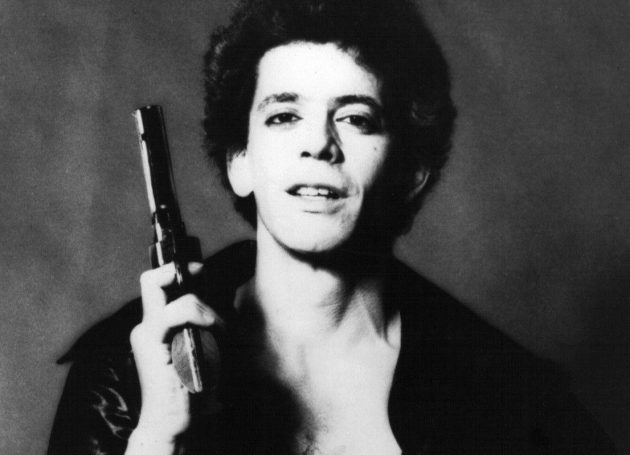 Lou Reed Archive Opens At The New York Public Library