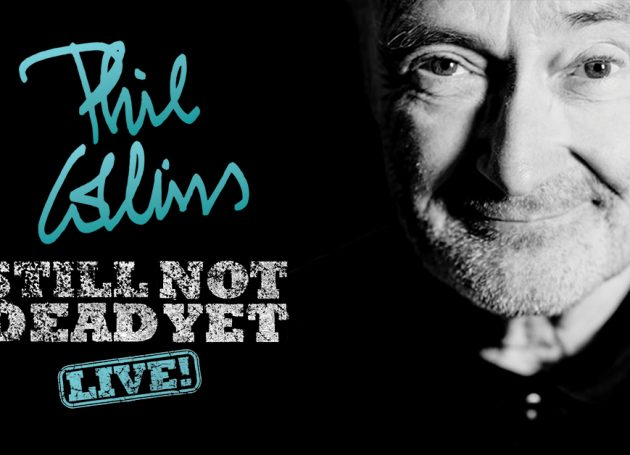 Phil Collins' 'Still Not Dead Yet, Live!' Returns To U.S. For Exclusive 2019 Run