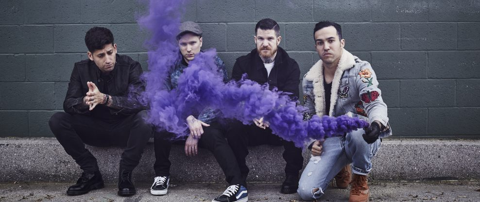 Fall Out Boy Sued Over Use of Life-Sized Llama Puppets
