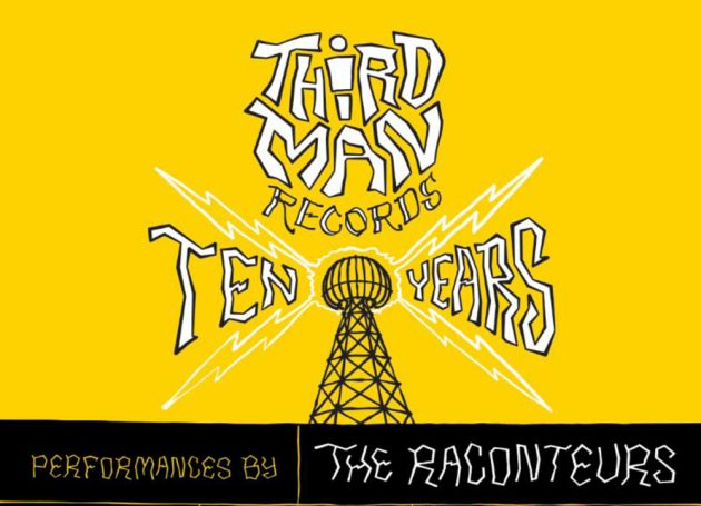 Third Man Records Announces 10 Year Anniversary Bash