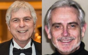 Ronald J. Gretz (left) and Braxton Peters (right).