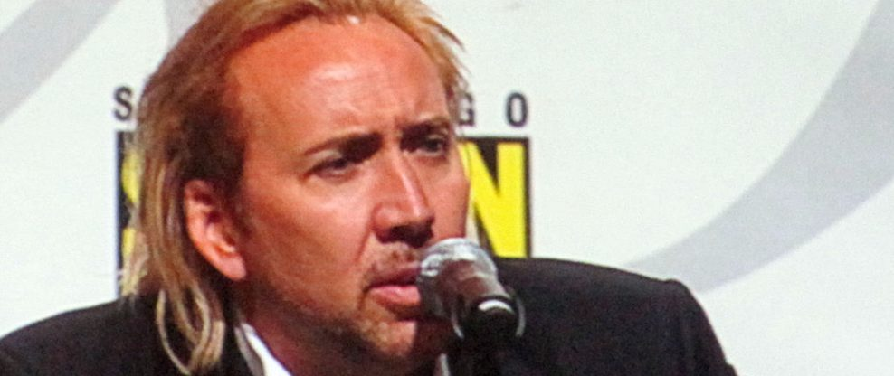 Nicolas Cage Seeks Annulment Four Days After Marriage