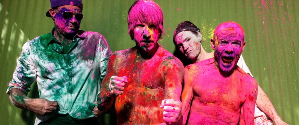 Red Hot Chili Peppers Will Perform at Oceana's 'Rock Under The Stars' Fundraiser