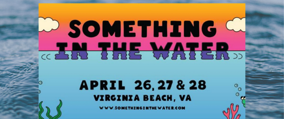 Pharrell Williams Announces Inaugural 'Something IN The Water' Festival