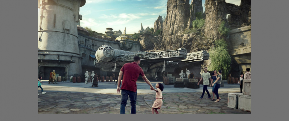 Star Wars Expansion Comes To Disneyland, Disney World