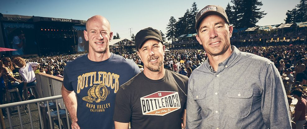 Catching Up With BottleRock's VIP Service