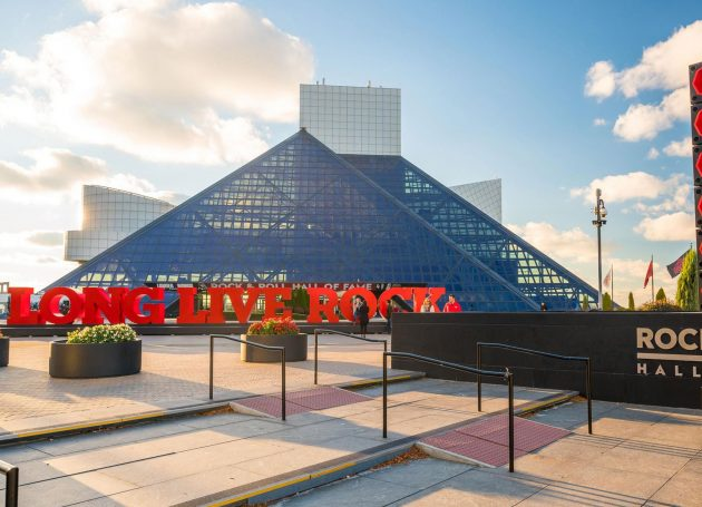 The Rock & Roll Hall Of Fame Induction Ceremony Has Been Postponed
