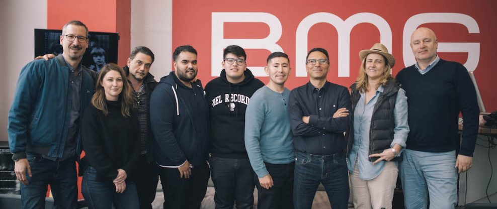 DEL Signs Worldwide Publishing Deal With BMG