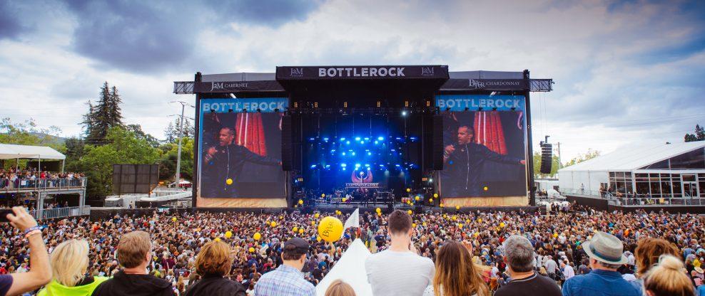 RHCP, Dave Matthews, Stevie Nicks Headline Bottlerock 2020