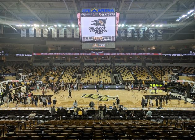CFE Arena In Orlando To Be Named Addition Financial Arena