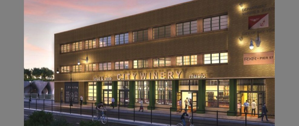 New York's City Winery Moving Uptown