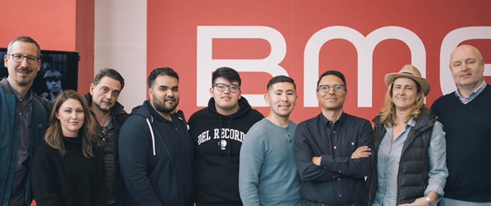 BMG Enters Global Partnership With Regional Mexican Label DEL Records