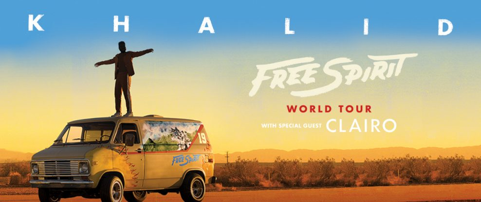 "Khalid Announces North American Headline Dates For His ""Free Spirit World Tour"""