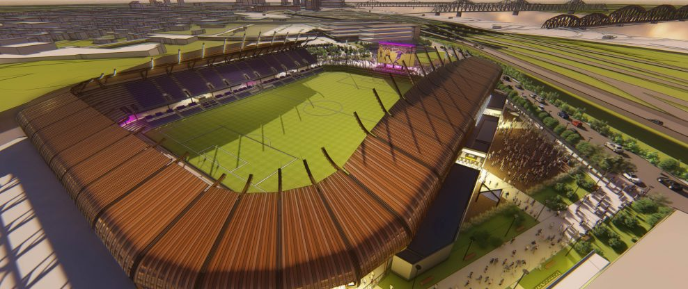 Louisville City FC Announces Partnership With AEG Facilities