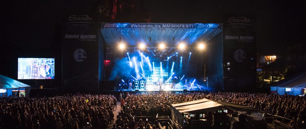 Musikfest Announces Lineup For 36th Edition of Festival