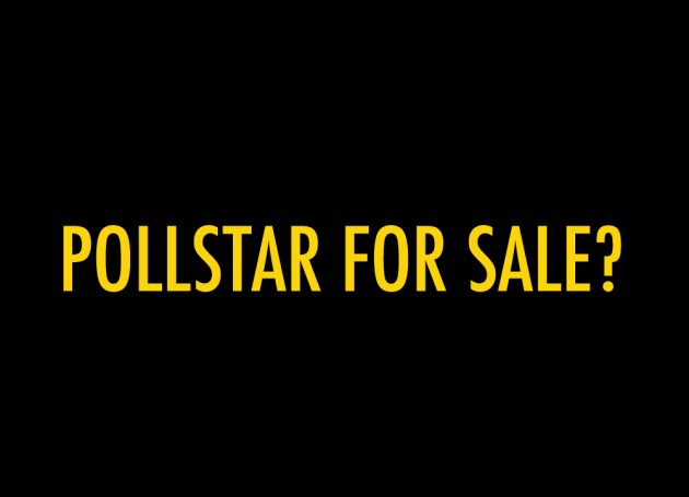 Pollstar Up For Sale?