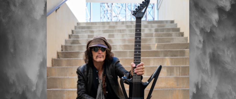 Aerosmith's Joe Perry Lends 'Walke This Way' Bladerunner Guitar to Met Exhibit