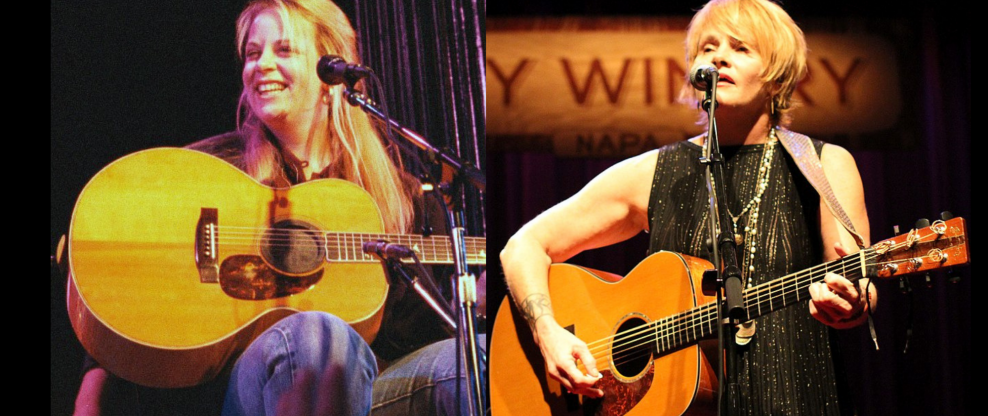Mary Chapin Carpenter, Shawn Colvin Announce Joint Tour