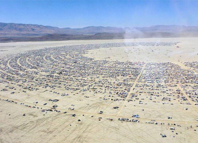 Ticketing Company Behind Burning Man Meltdown ID'd