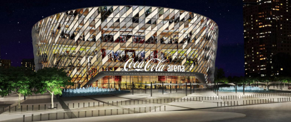 Dubai Arena Lands Naming Rights Sponsor Coca-Cola
