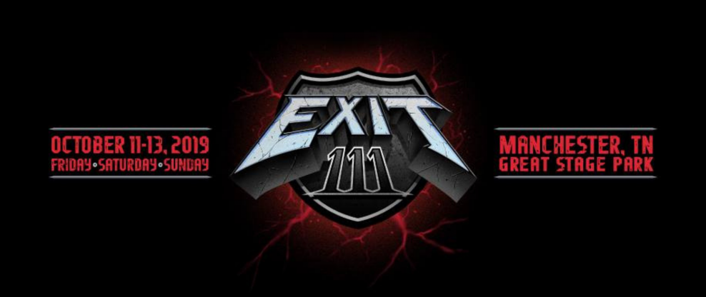 Inaugural Exit 111 Festival On Bonnaroo Grounds Includes Headliners Guns N' Roses, Def Leppard And Slayer