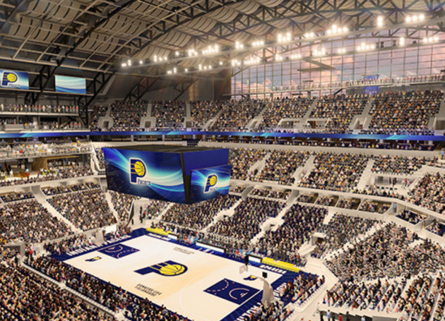 Bankers Life Fieldhouse Gets Major Upgrades