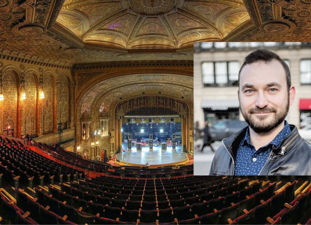 Webster Hall Vet Heath Miller Talks New Booking Venture At The United Palace