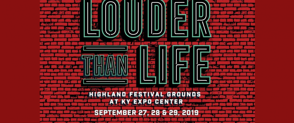 Louder Than Life Lineup Announced