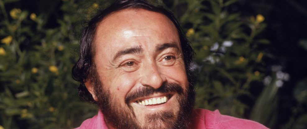 Emotional Trailer For Luciano Pavarotti Documentary Debuts