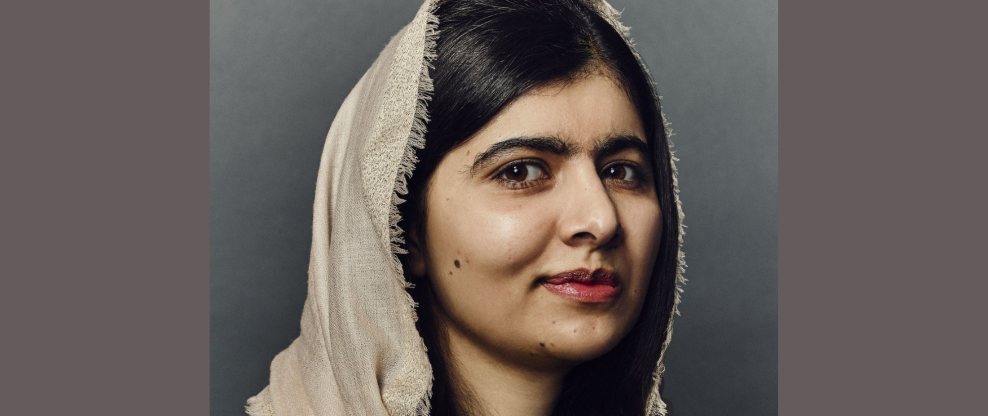 UTA Signs Nobel Peace Prize Laureate Malala Yousafzai