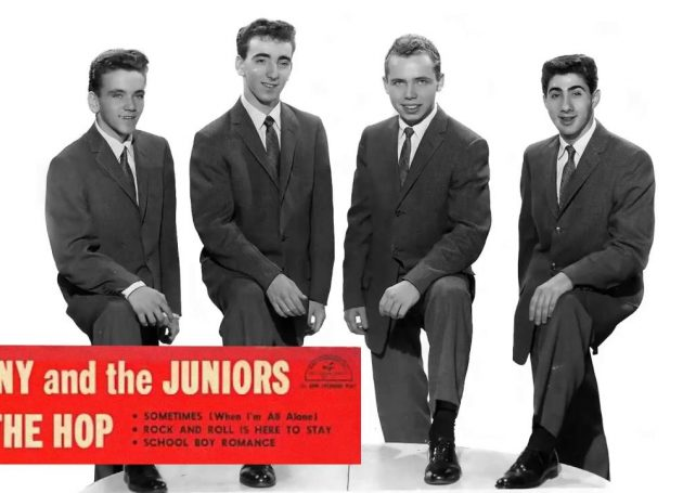 Joe Terry, Lead Singer Of Danny & The Juniors, Dies
