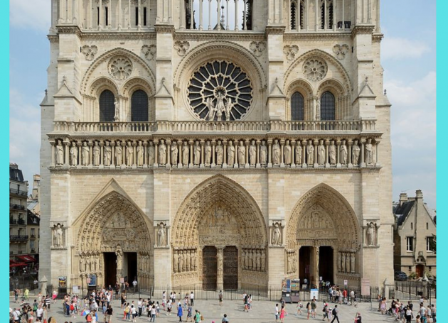 French Entertainment Companies Donate To Gutted Notre Dame Cathedral