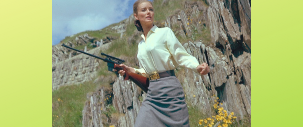 Tania Mallet, Bond Girl In 'Goldfinger,' Dies