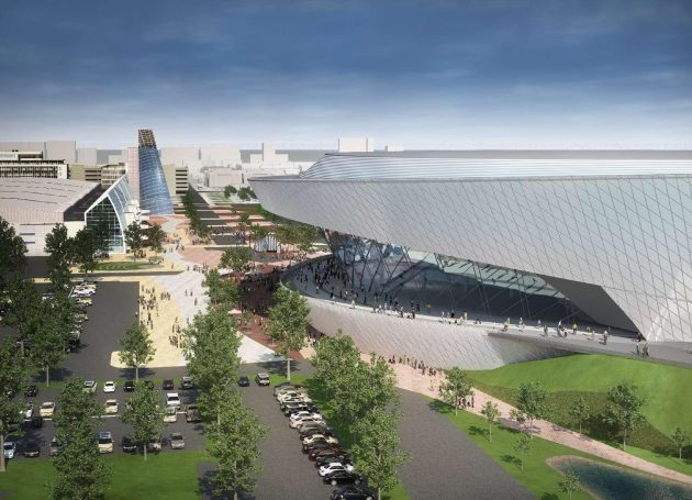 City Of Virginia Beach Sued For $165 Million By Developer For Failed Arena Proposal
