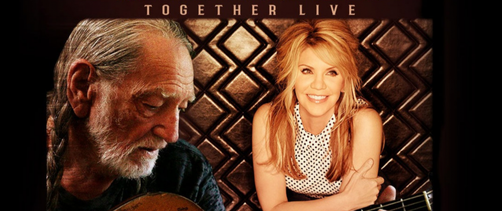 Willie Nelson And Alison Krauss Together Again